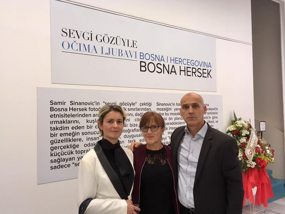 """SAMIR SINANOVIĆ """"POKORIO"""" ISTANBUL"""