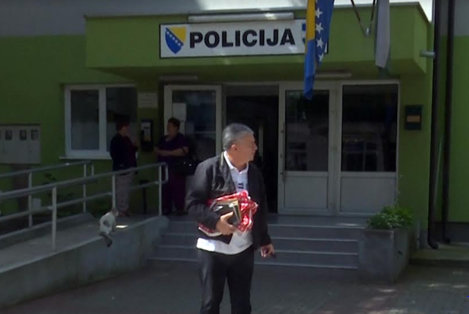 Kamber ponovo u policiji