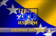 Izborna hronika 14.9.2018.