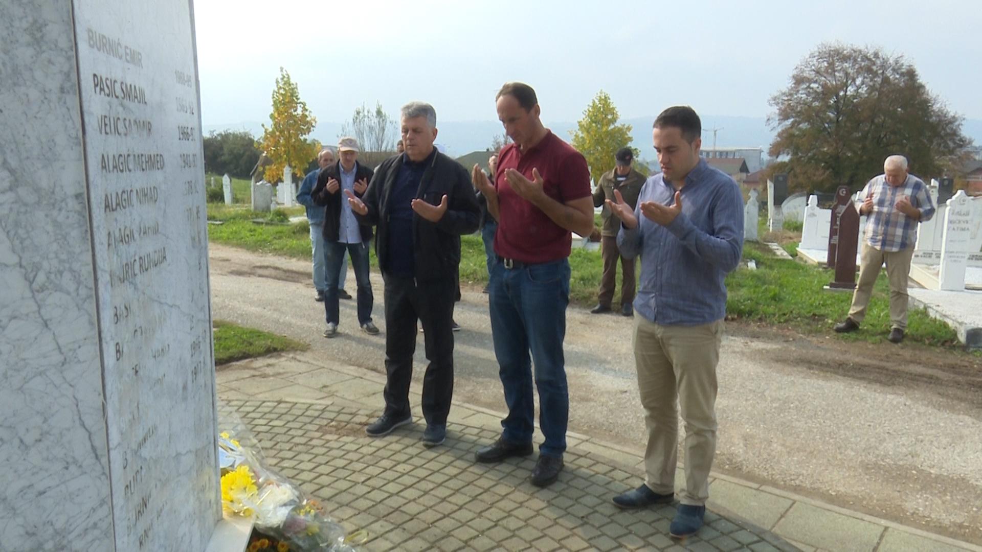 Posjeta spomen obilježja u sklopu Dana općine