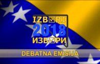 Debatna emisija 4.10.2018.
