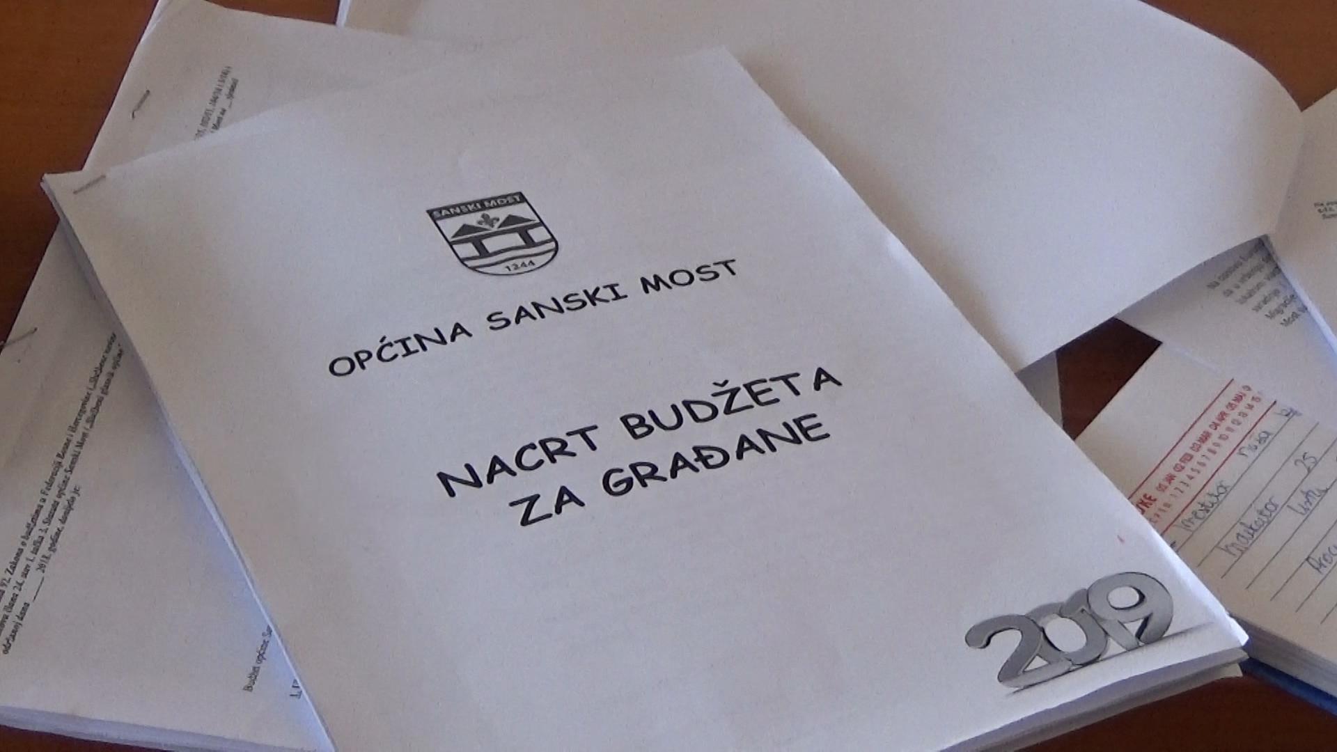 GRAĐANI KREIRAJU BUDŽET OPĆINE ZA 2019. GODINU