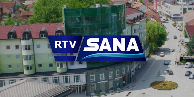 OBAVIJEST O PREKIDU EMITOVANJA PROGRAMA RTV SANA