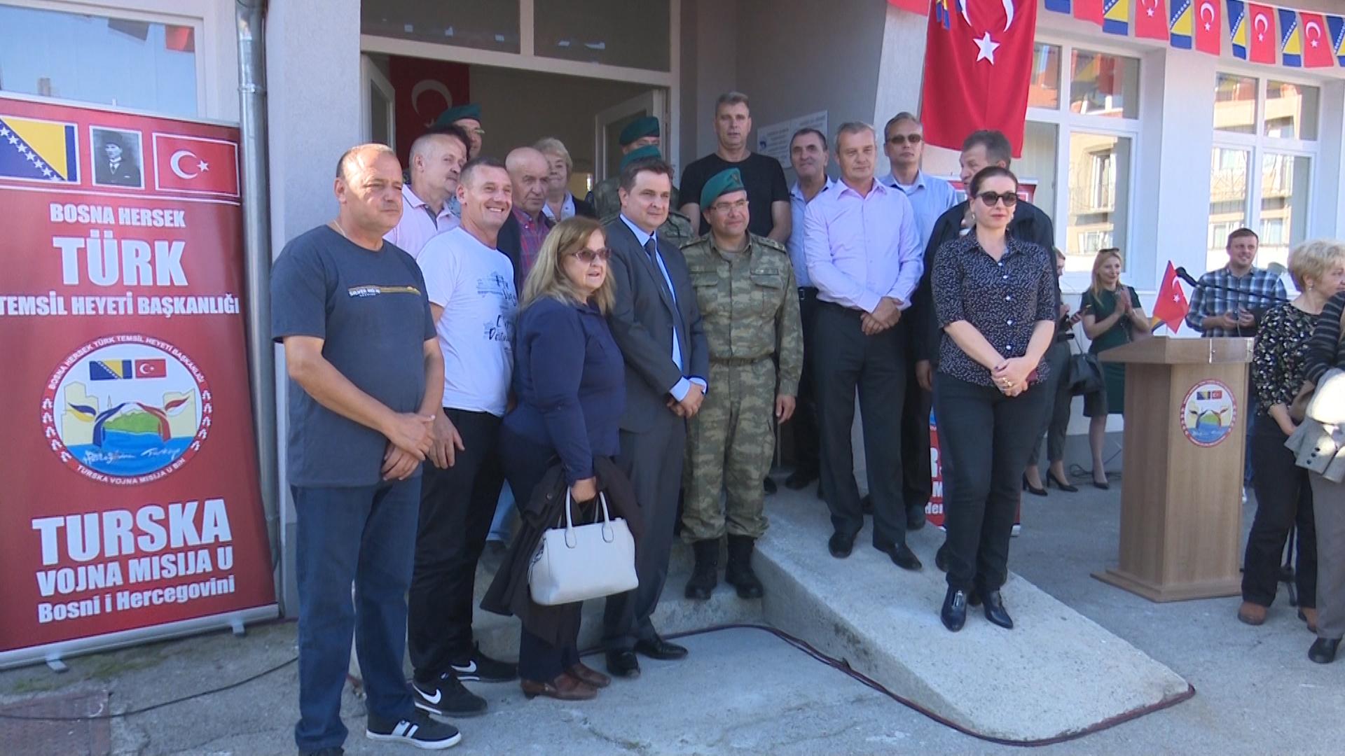 DVA VAŽNA PROJEKTA FINANSIRALA TURSKA VOJNA MISIJA
