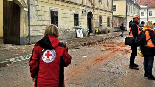 križ crveni