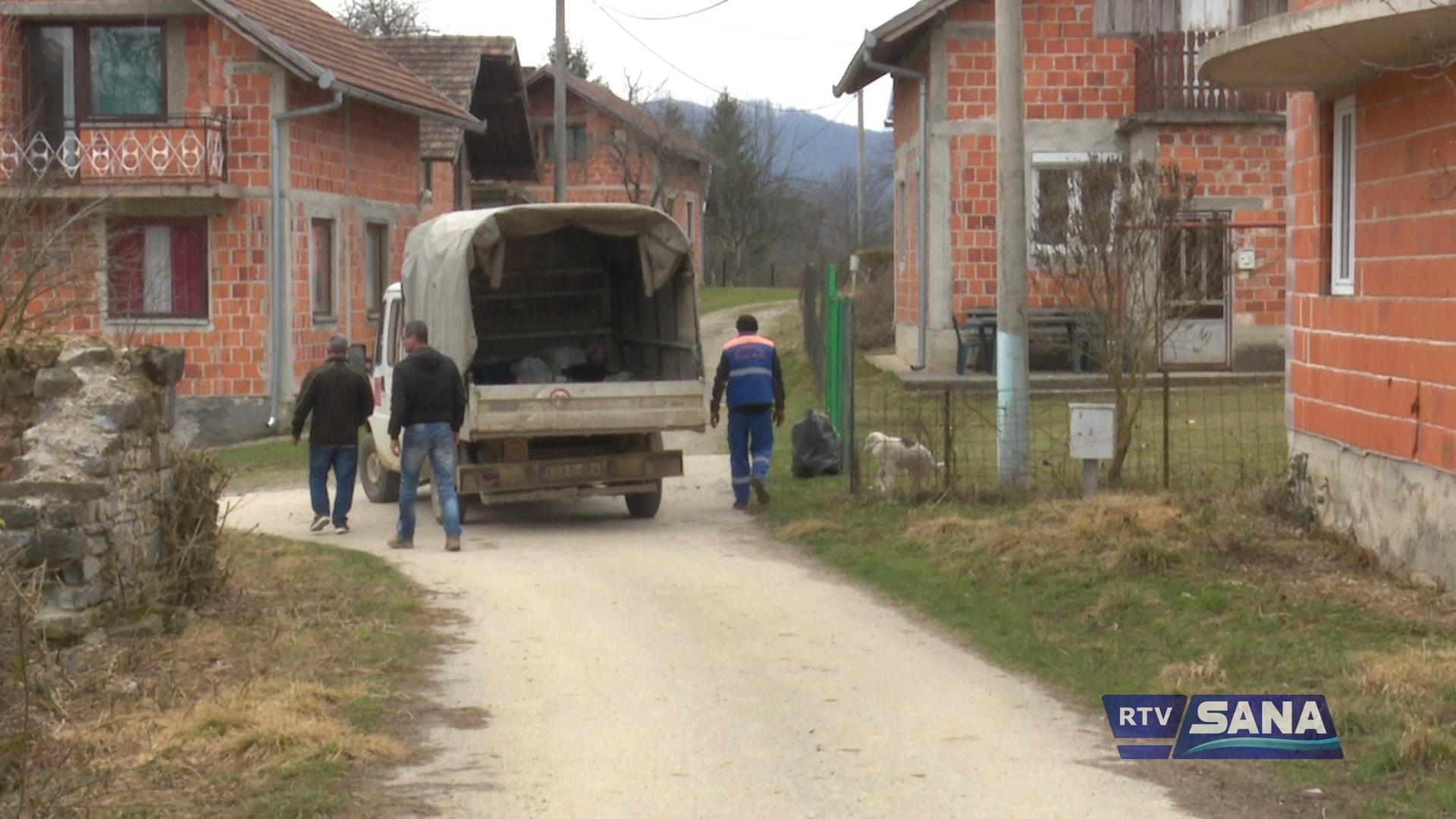 """MJEŠTANI ZENKOVIĆA I JKP """"SANA"""" POTPISALI UGOVORE O ODVOZU SMEĆA"""