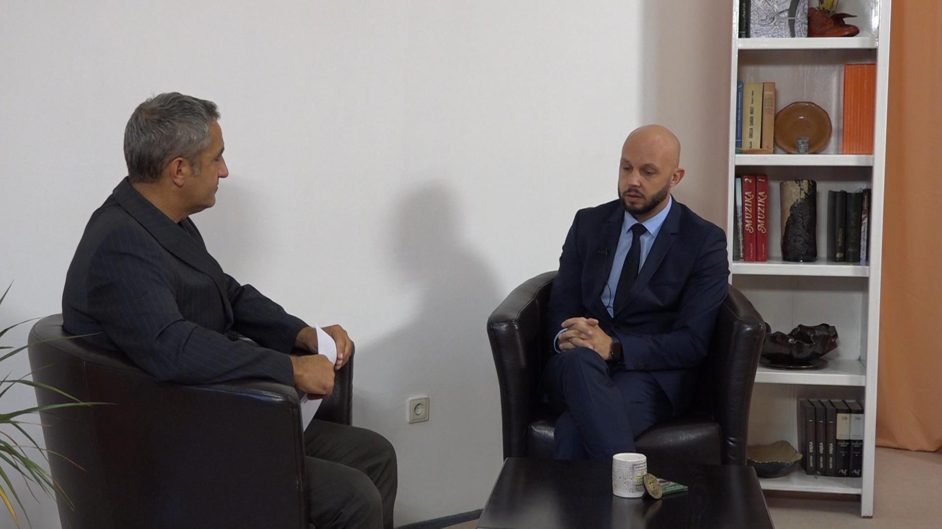 """VEČERAS NA RTV """"SANA"""" OD 20:05 INTERVJU S ALMINOM HOPOVCEM"""